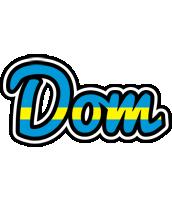 Dom sweden logo