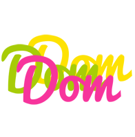 Dom sweets logo