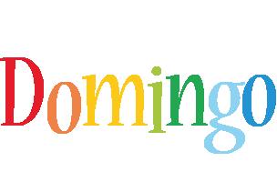 Domingo birthday logo