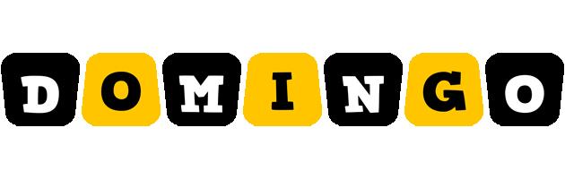 Domingo boots logo
