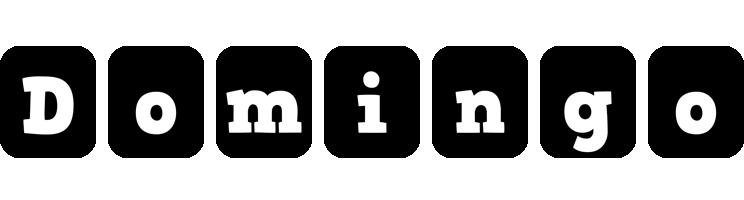 Domingo box logo