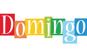 Domingo colors logo