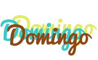 Domingo cupcake logo