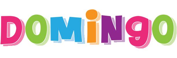 Domingo friday logo
