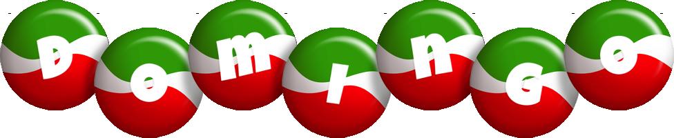 Domingo italy logo