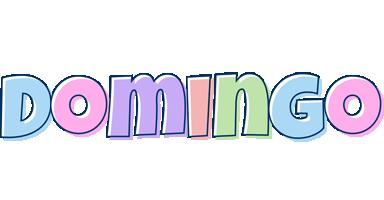 Domingo pastel logo
