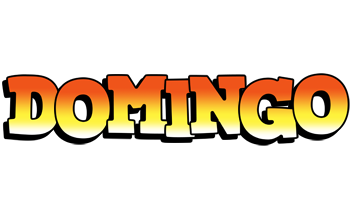 Domingo sunset logo