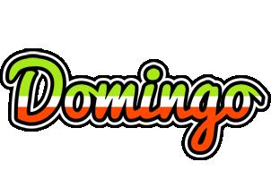 Domingo superfun logo