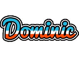 Dominic america logo