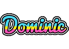 Dominic circus logo