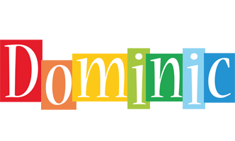 Dominic colors logo