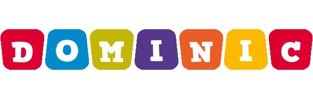 Dominic daycare logo