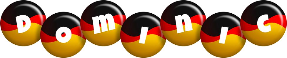 Dominic german logo