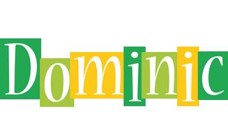 Dominic lemonade logo