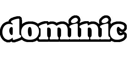 Dominic panda logo