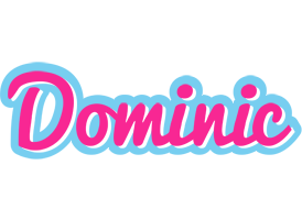 Dominic popstar logo