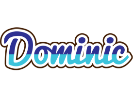 Dominic raining logo