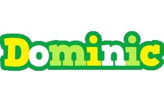 Dominic soccer logo