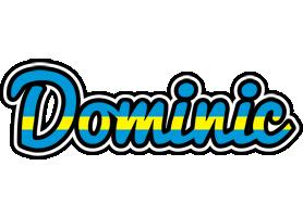 Dominic sweden logo