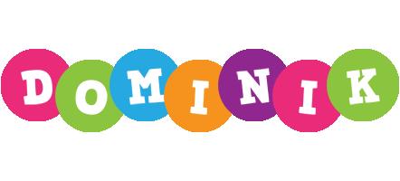 Dominik friends logo