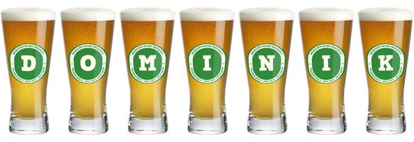 Dominik lager logo