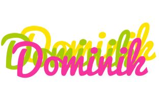 Dominik sweets logo