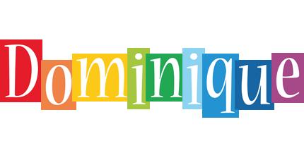 dominique logo name logo generator smoothie summer