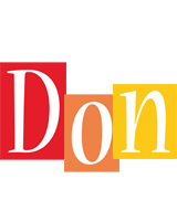 Don colors logo