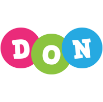 Don friends logo