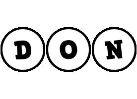 Don handy logo
