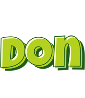 Don summer logo