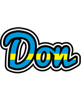 Don sweden logo