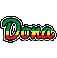 Dona african logo