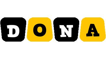 Dona boots logo