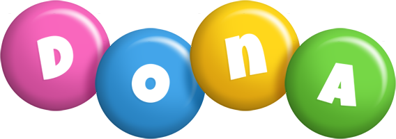 Dona candy logo