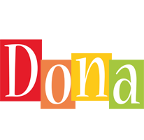 Dona colors logo