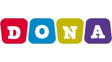 Dona daycare logo