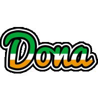 Dona ireland logo