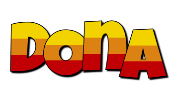 Dona jungle logo