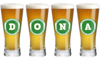 Dona lager logo