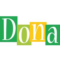 Dona lemonade logo