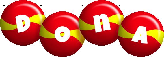 Dona spain logo