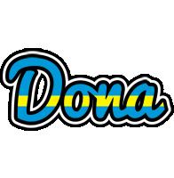 Dona sweden logo