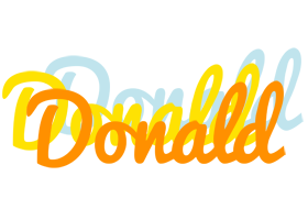 Donald energy logo