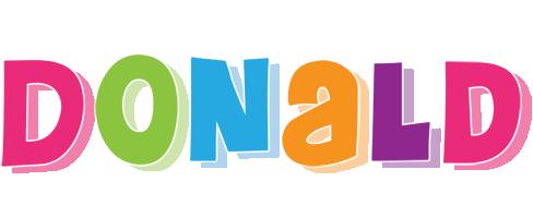 Donald friday logo