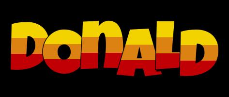 Donald jungle logo