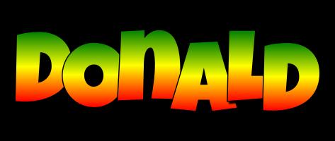 Donald mango logo
