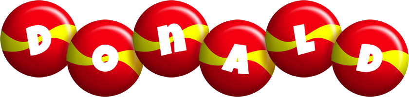 Donald spain logo