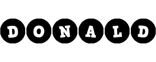 Donald tools logo