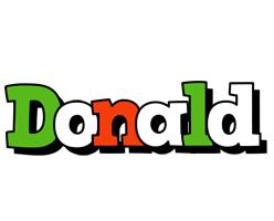 Donald venezia logo